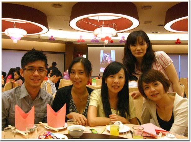 99.05.23 前同事陳愛娃婚禮 @ 桃園湘園 @愛吃鬼芸芸