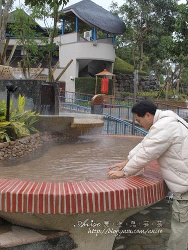 不花錢的日式溫泉~礁溪溫泉公園(礁溪溫泉會館遊客中心)