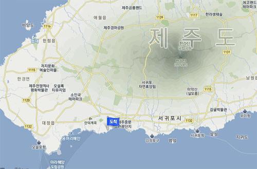 濟州島.海水足浴咖啡(논짓물해수족욕커피숍)