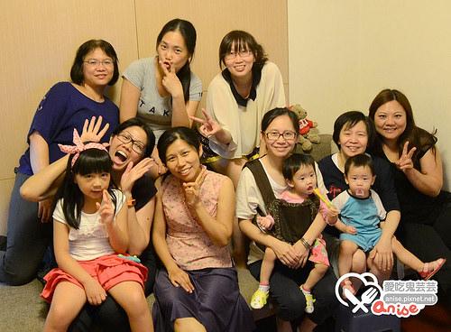 2014.07 姊妹聚會