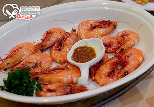 沙巴海鮮.福華龍躉火鍋、丹絨花園、海王城