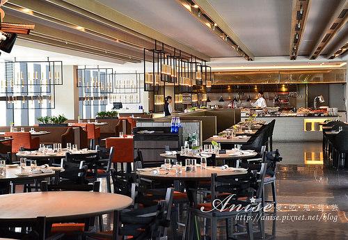 寒舍艾麗酒店Humble House,LA FARFALLA 義式餐廳