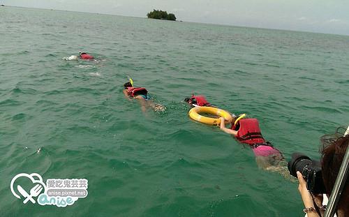 搭乘亞洲航空AirAsia遊沙巴:戲水、SPA、美食、美景之旅@2014沙巴小旅行