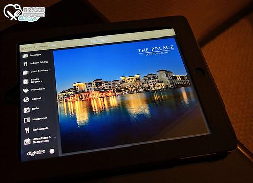 杜拜逛街最便利的奢華酒店THE PALACE DOWNTOWN HOTEL@ 杜拜小旅行