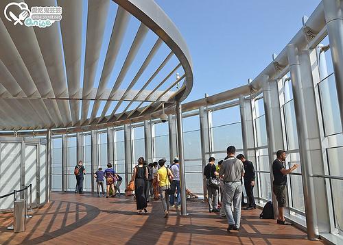 哈里發塔Burj Khalifa(杜拜塔)、ARMANI DUBAI酒店@ 杜拜小旅行