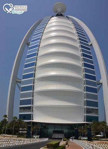 杜拜帆船酒店@ 杜拜小旅行