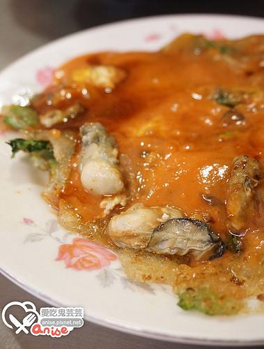 宜蘭美食.在地人大推的蚵大王