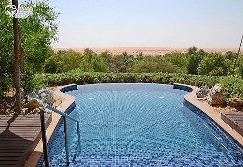 沙漠綠洲渡假村Al Maha Desert Resort & Spa@2014杜拜小旅行