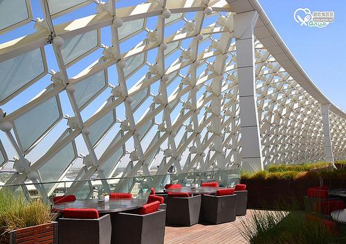 Hilton Capital Grand Abu Dhabi、Yas Viceroy Abu Dhabi@杜拜小旅行