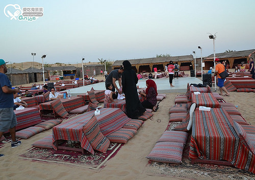 Desert Safari Dubai 沙漠飆沙初體驗@ 杜拜小旅行