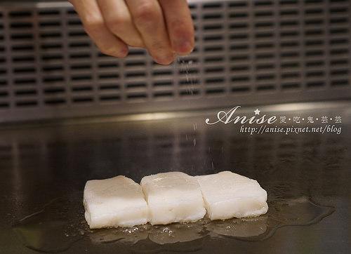 台北美食.潼 精緻鐵板料理,有整隻活龍蝦喔!