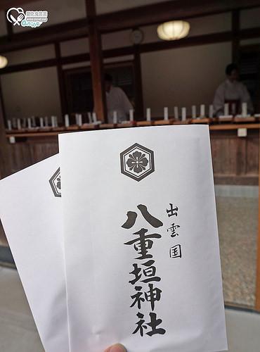 島根旅遊.八重垣神社鏡之湖戀愛占卜