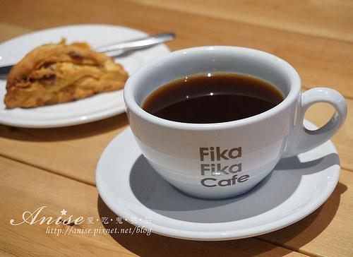 FikaFika Cafe,北歐瑞典風格咖啡店