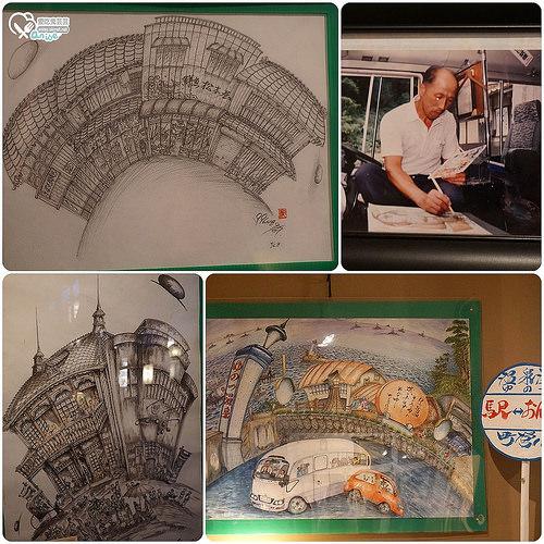 島根旅遊.溫泉津,世界文化遺產中的古老溫泉勝地