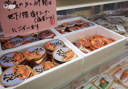 東京上野站.吉池海鮮、超市專賣店