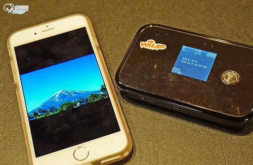 日本4G上網吃到飽粉絲特價$269! Wi-up 超能量
