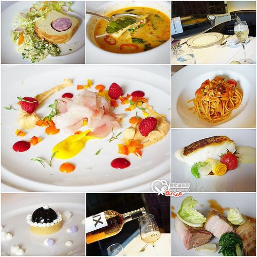 香港美食.Le Dôme de Cristal香檳餐廳,精緻優雅商午超划算!