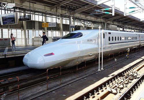 米子車站:鬼太郎來啦~~~(山陰孝親之旅)