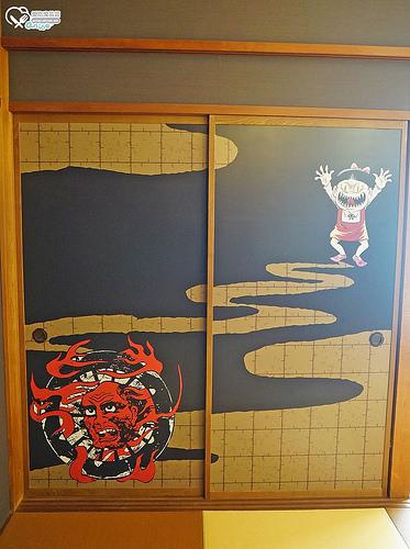 鬼太郎飯店~湯快リゾートかいけ彩朝樂(皆生温泉)