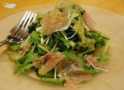 山梨縣住宿.Blue in Green,森林裡的溫暖小屋,魔法廚師料理超美味!