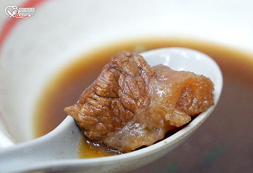 濟南牛肉麵,平價肉多大碗口味好!