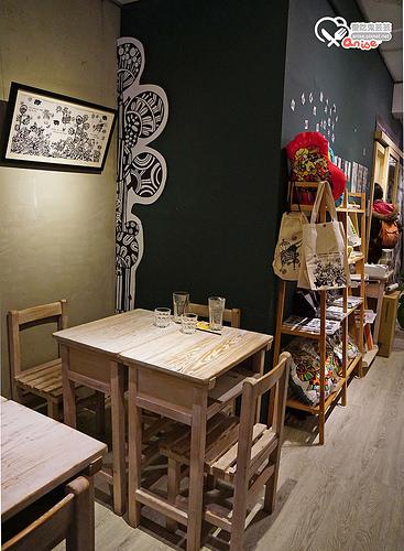 西門町.Somebody Cafe,可愛溫暖的藝文咖啡店