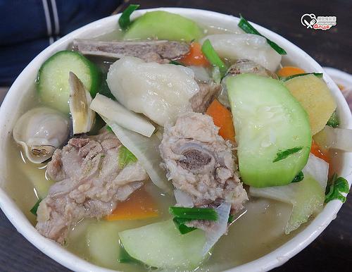 山西麵食片兒川(山西麵食揪片),滿滿的蔬菜+肉片好清甜
