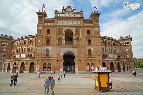01 Madrid plaza de toros 鬥牛場