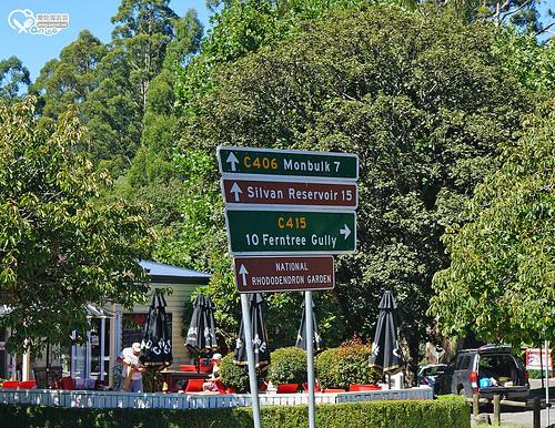 澳洲墨爾本.雅拉河谷酒莊 + 丹頓農蒸汽小火車一日遊