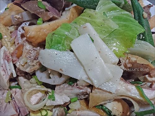 板橋裕民街一毛不拔鹽水雞+綠豆沙018