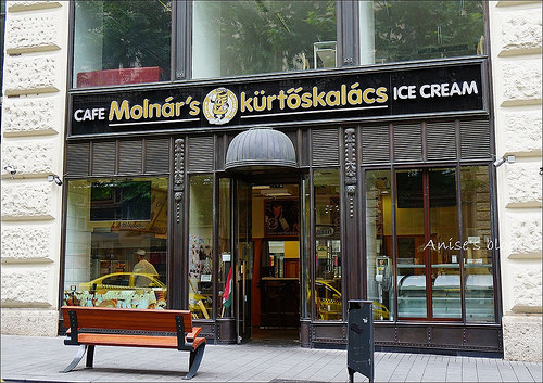 匈牙利煙囪捲Kurtoskalacs_006