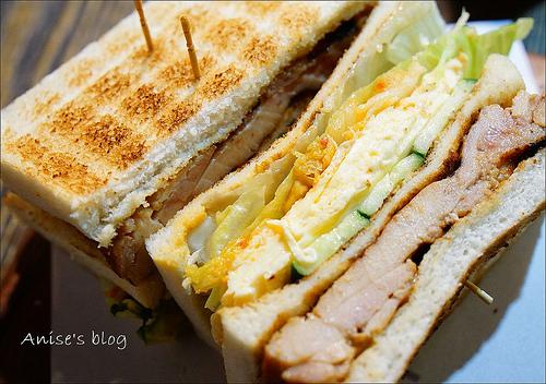 明治時期碳烤三明治_023