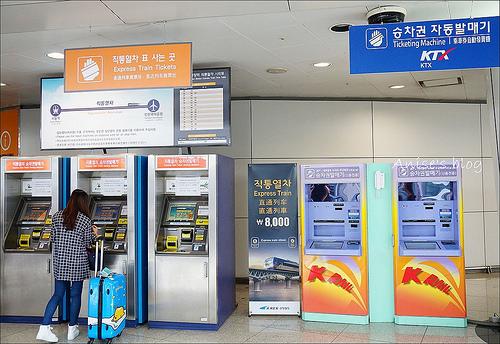 仁川機場、首爾交通_013