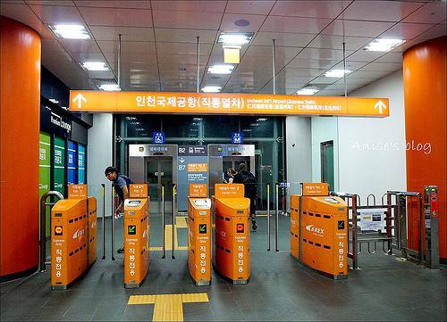 仁川機場、首爾交通_029