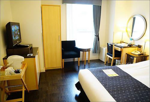 銀座蒙特利酒店_014