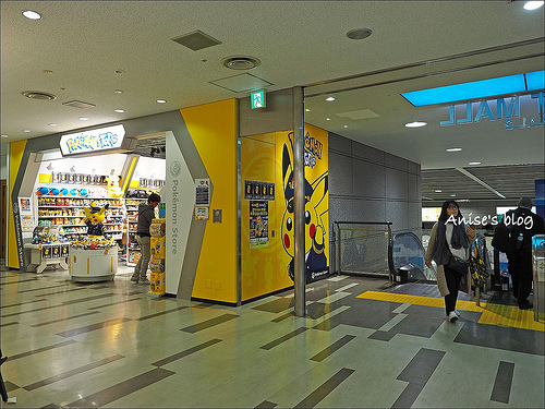 成田機場寶可夢專賣店_002