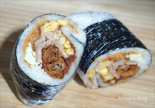 劉媽媽飯糰,多樣的特殊飯糰早點,份量超大