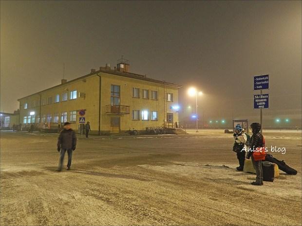 赫爾辛基羅瓦涅米北極特快車臥鋪_048