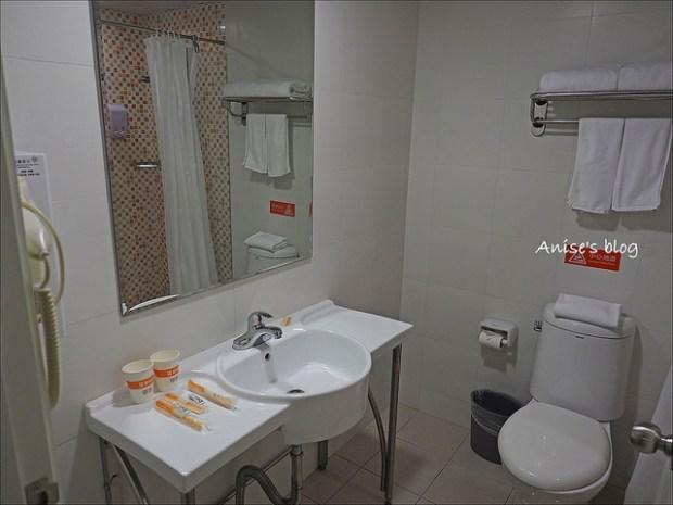 上海浦東機場住宿如家酒店008