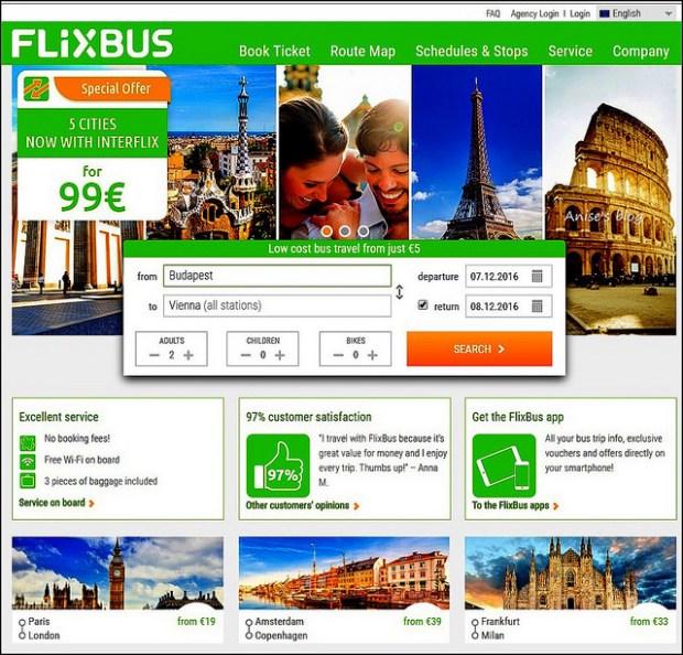 布達佩斯-維也納-哈休塔特-薩爾斯堡行程09布達佩斯維也納巴士FLIXBUS (01)