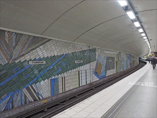 斯德哥爾摩藝術地鐵003