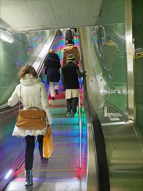斯德哥爾摩藝術地鐵073