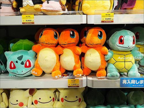 成田機場寶可夢專賣店Pokemon Store,超級卡哇伊! @愛吃鬼芸芸