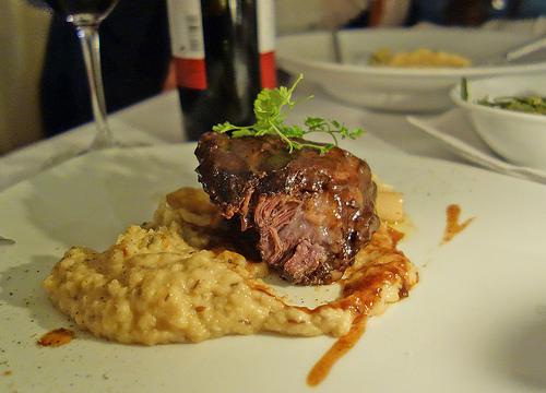 維也納美食.ef16 Restaurant Weinbar,牛臉頰肉好吃得飛上天!(tripadvisor維也納第四名美食) @愛吃鬼芸芸