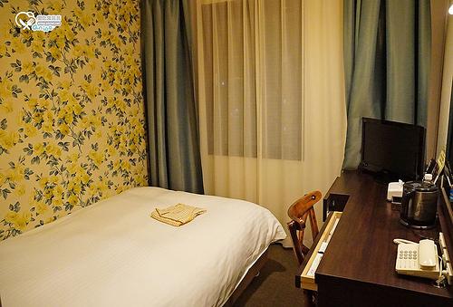 福岡住宿.Hotel Eclair Hakata @愛吃鬼芸芸