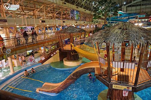 Spa Resort Hawaiians夏威夷度假村,親子避寒最佳去處,小朋友玩翻天啦! @愛吃鬼芸芸