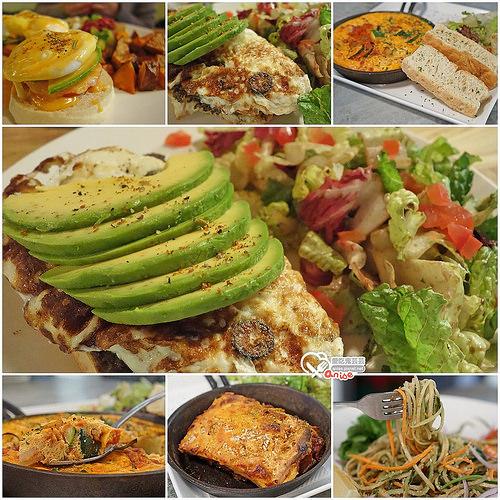 二本餐廳.Herban Kitchen & Bar,東區巷弄裡的美味蔬食料理 @愛吃鬼芸芸