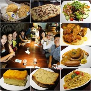 今日熱門文章:溫德德式烘焙餐館大安店~老同學聚餐