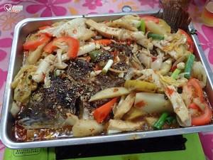 今日熱門文章:礁溪美食.黔香坊,地道的貴州料理