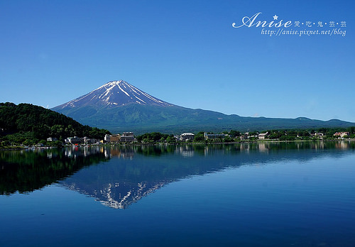 富士山河口湖,我們得到傳說中的逆富士!(天上山纜車)(內有行程規劃、預算) @愛吃鬼芸芸